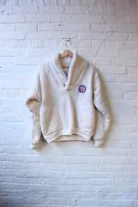 Cubs Sherpa Lined Pullover