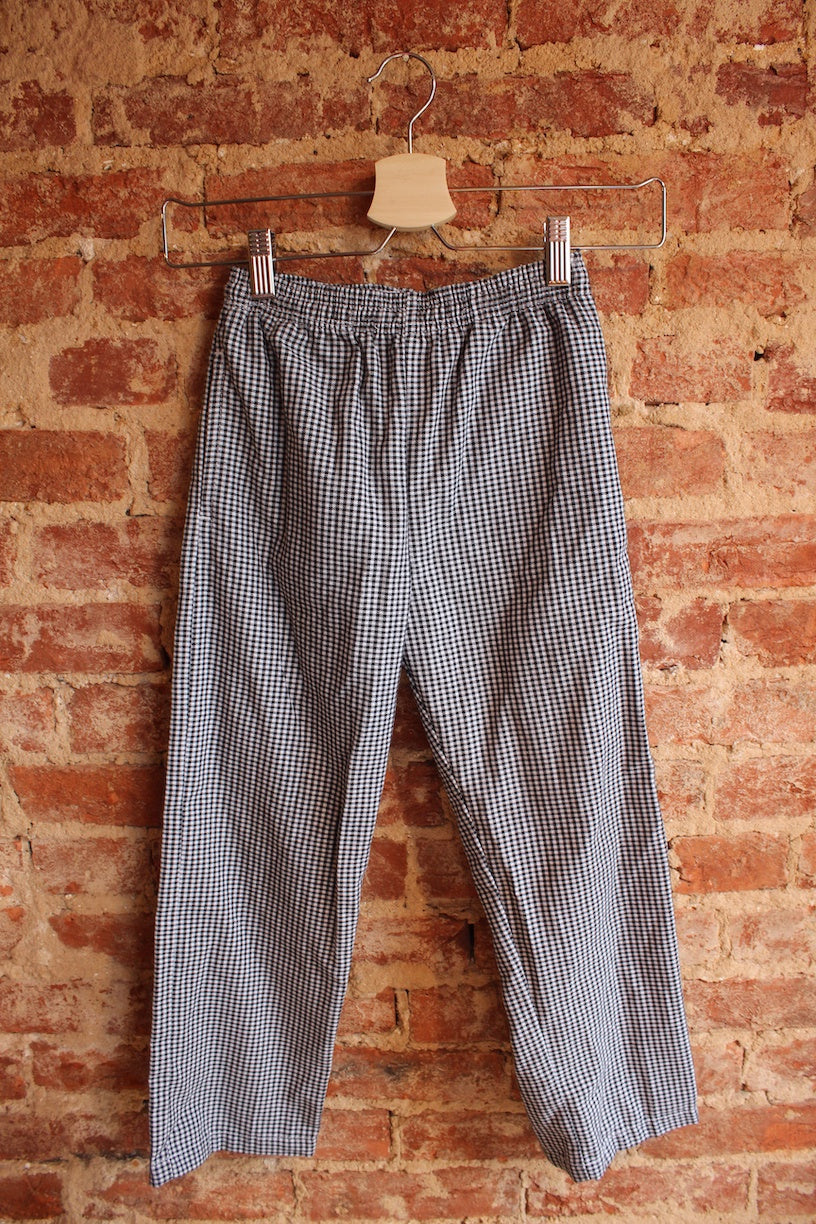 Kids Plaid Pants