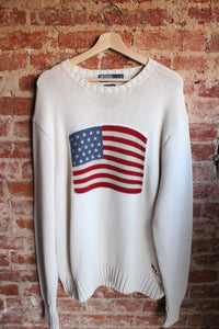 Polo Ralph Lauren USA Flag Sweater