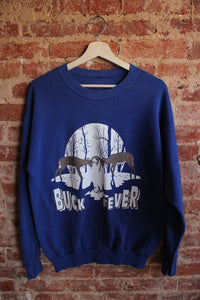 Buck Fever Crewneck