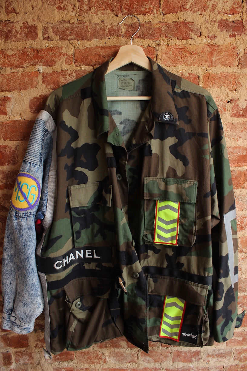 16 Sixteen Custom Jacket