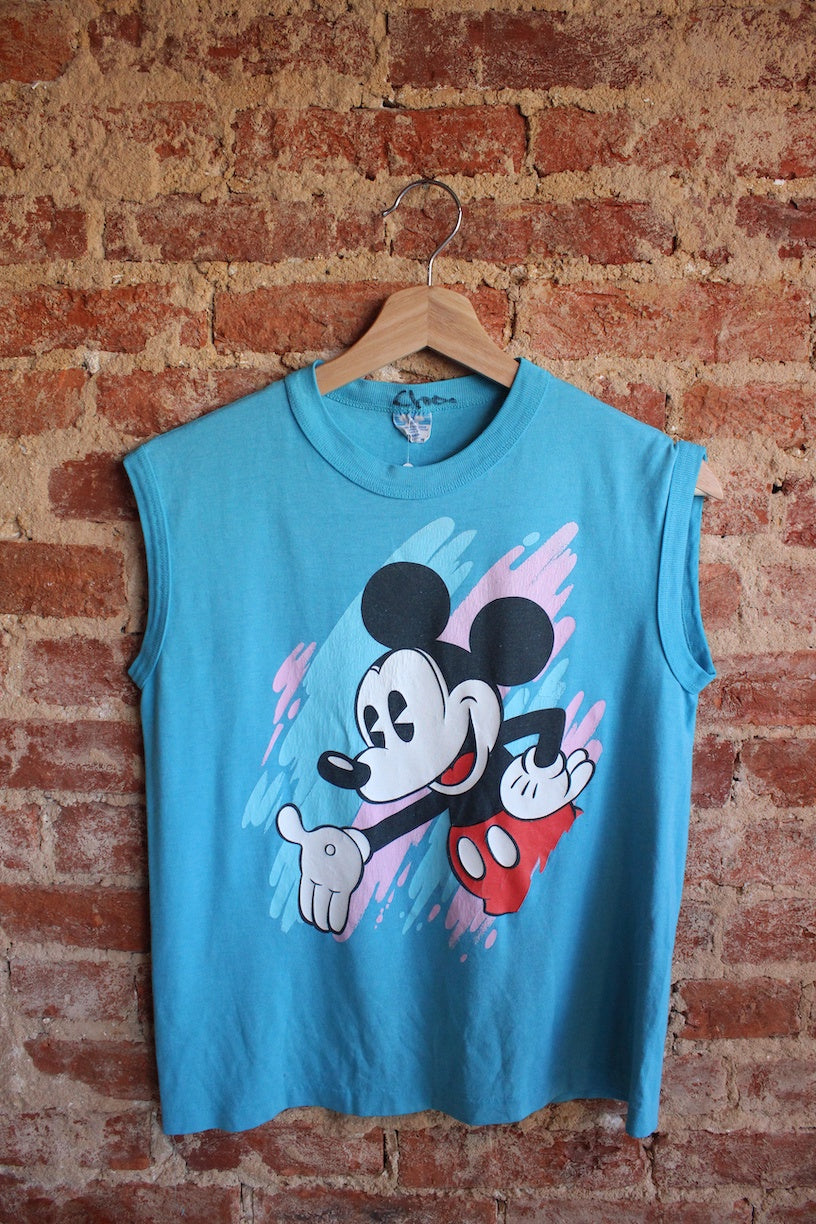 Mickey Sleeveless Tee