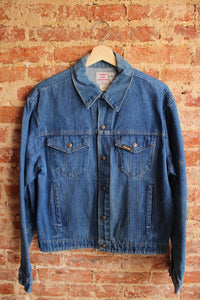Saddle King Western Denim Jacket