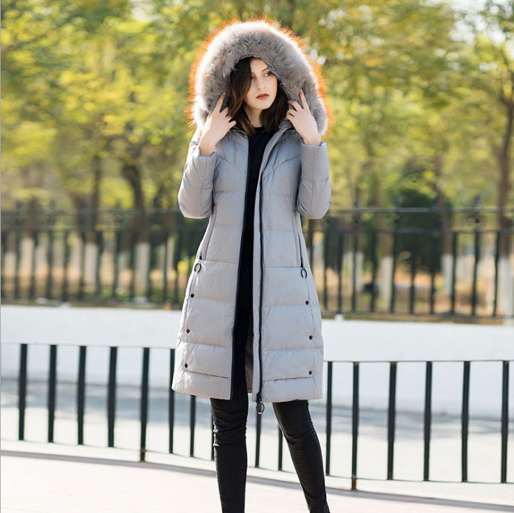 Dekorhea Hooded Packable Puffer Coat