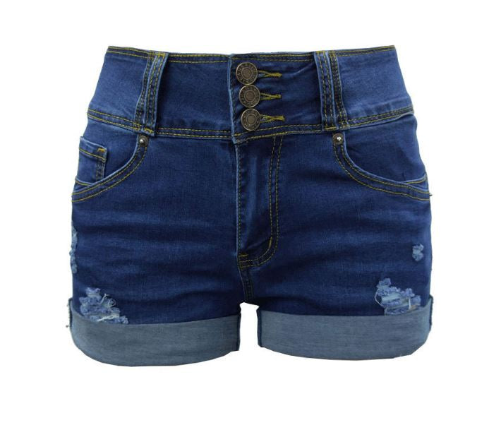 Dekorhea high waisted jean shorts for women