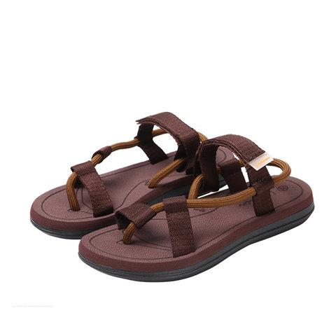 Outdoor Beach PVC Summer Flat Heel Casual Sandals for Men