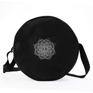 Professional Yoga Wheel, With Bag Buy as Separate Purchase