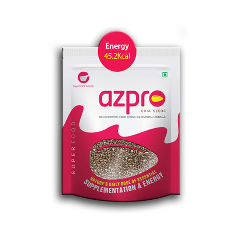 Azpro Chia Seeds for natural weight loss