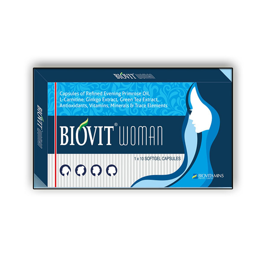 Biovit woman health supplement for women
