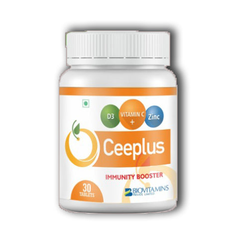 Ceeplus Immunity Booster against Corona Covid virus with Vitamin C. vitamin D and zinc