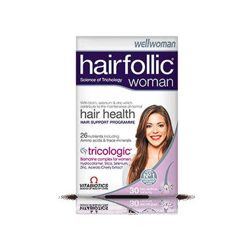 Hairfollic Stop hair loss in women