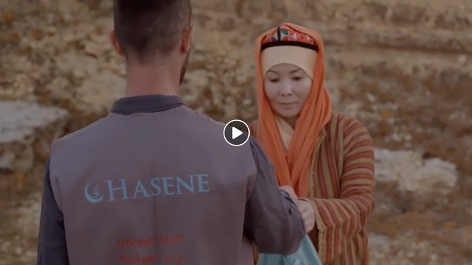 Hasene Volunteers and your Qurban donations
