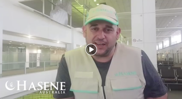 Indonesia bound for Qurban distribution - Video Blog!