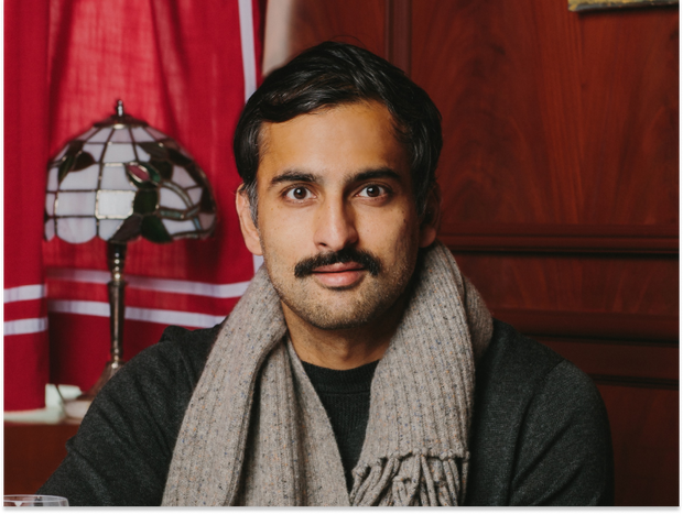Afternoon Tea with Syed Asim Hussain, Co-Founder of Black Sheep Restaurants (18 July)