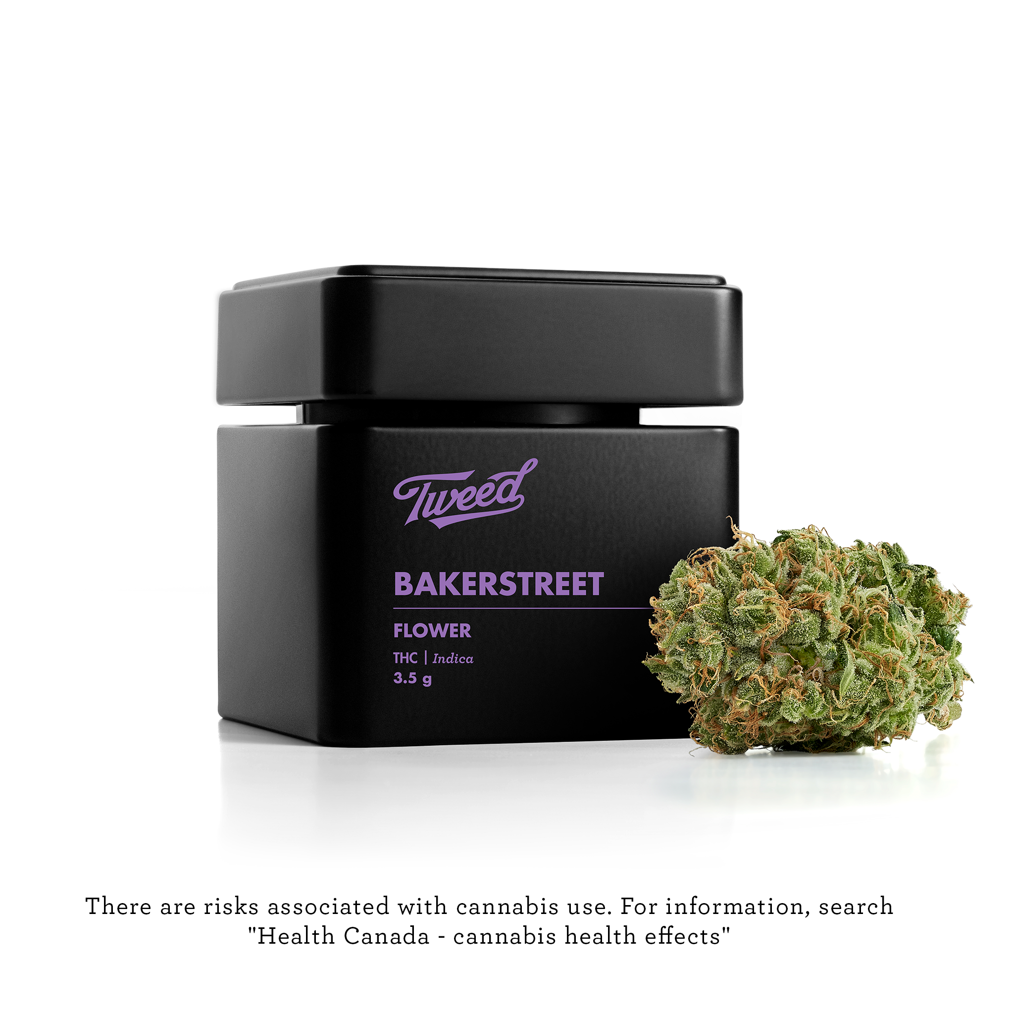 Tweed Bakerstreet - Hindu Kush Flower