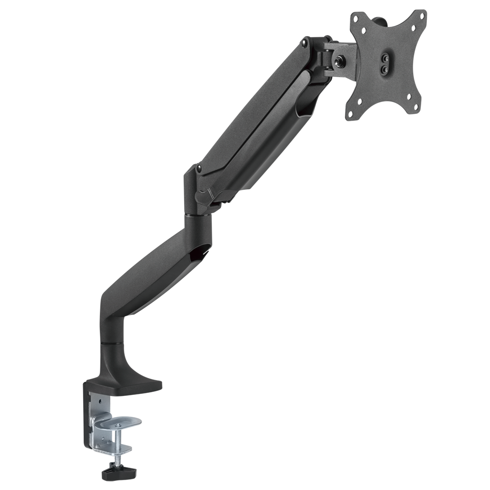 The ONKRON Monitor Desk Mount for 23 to 32-Inch LED LCD Flat Monitors up to 19.8 lbs G100 Black
