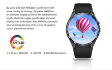 All Lcd Android Smart Watch Kw88 - Android
