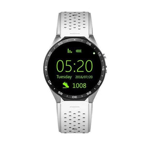 All Lcd Android Smart Watch Kw88 - White - Android