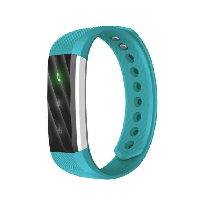 Smart Bluetooth Pedometer Fitness Tracker - Mint Green