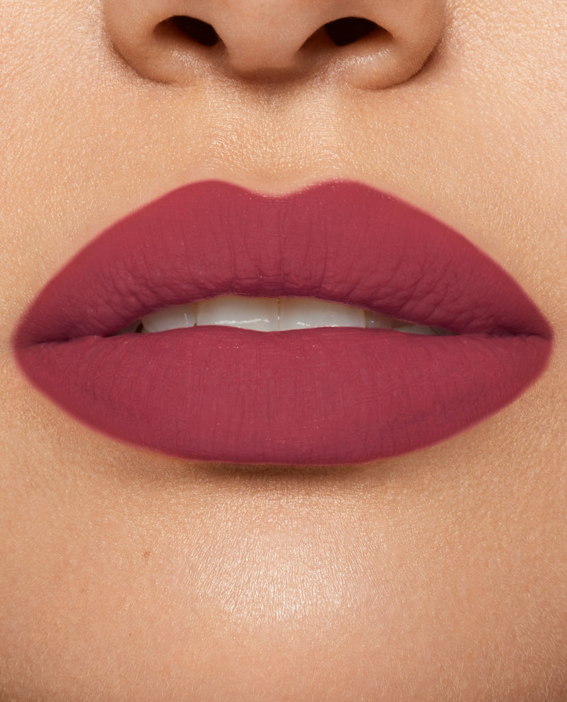 Deep Rose | Liquid Velvet Lipstick