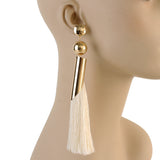 Oh My Shoulder - Tassel Earrings