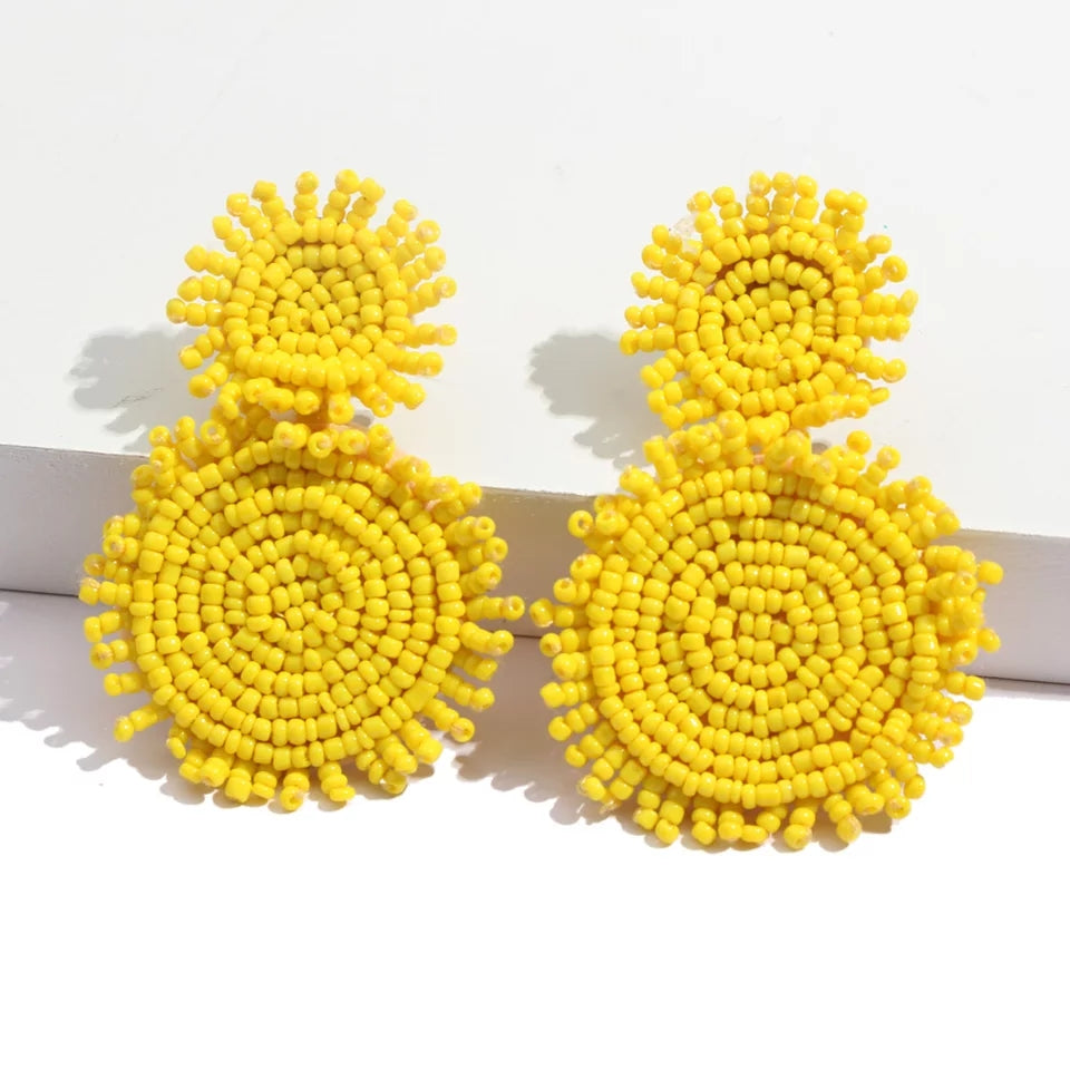 Sunny and Blossom Earrings