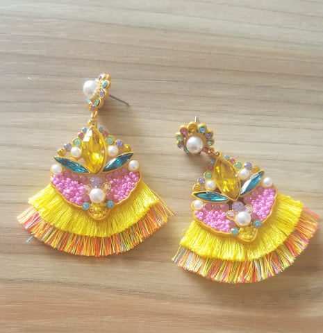 Destra Earrings