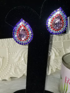 Amiel Studs Earrings
