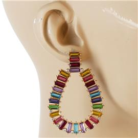 Conffite ~ Muilt-Color Earrings