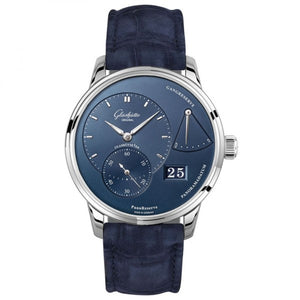Glashutte Original PanoReserve Manual Wind 40mm Mens Watch