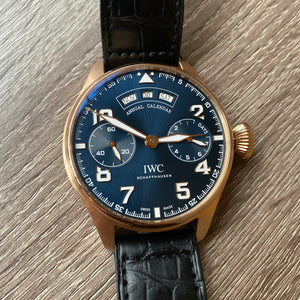 IWC Little Prince Big Pilot Rose gold IW502701 Limited Edition