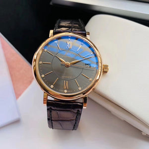 IWC IW458106 Portofino 18K PG Automatic for women 2018