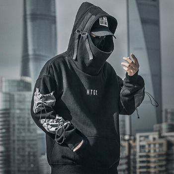 Streetwear and Techwear Clothing