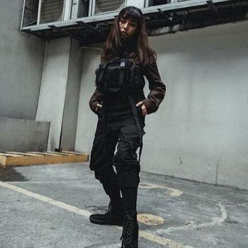 Women's Streetwear and Techwear Clothing