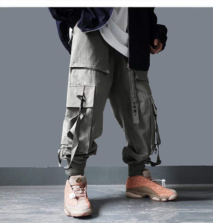 11 DARK Techwear Cargo