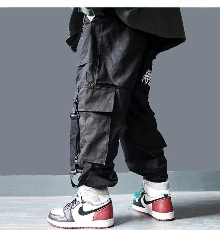 11 DARK Techwear Cargo Streetwear Clothing Raikago