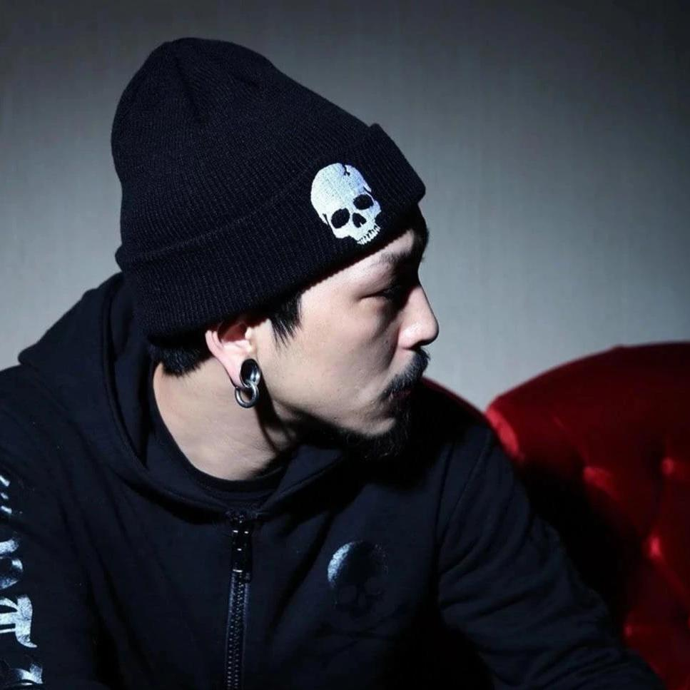 """Death Wish"" Beanie"