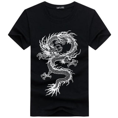 Dragon XX T-Shirt Streetwear Clothing Raikago
