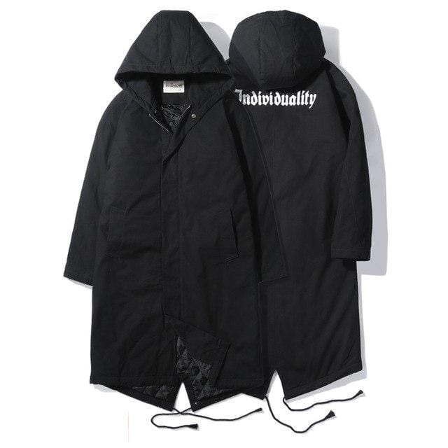 """Individual"" Winter Coat"