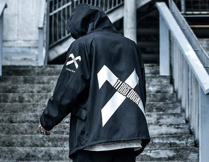"""Inversion"" Techwear jacket"