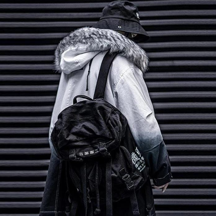 """Jawbreaker"" Streetwear Winter Coat"