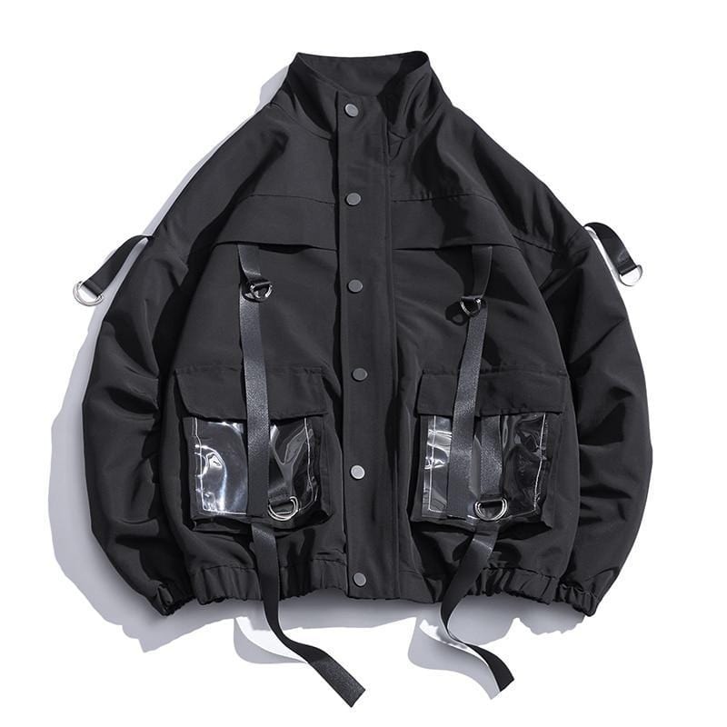 Military Techwear windbreaker
