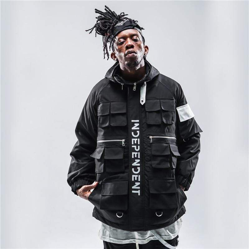 Premium Techwear Jacket