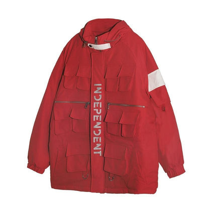 Premium TechWear Jacket Streetwear Clothing Raikago