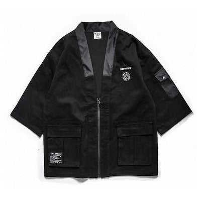 """Raiden"" Jacket Streetwear Clothing Raikago"
