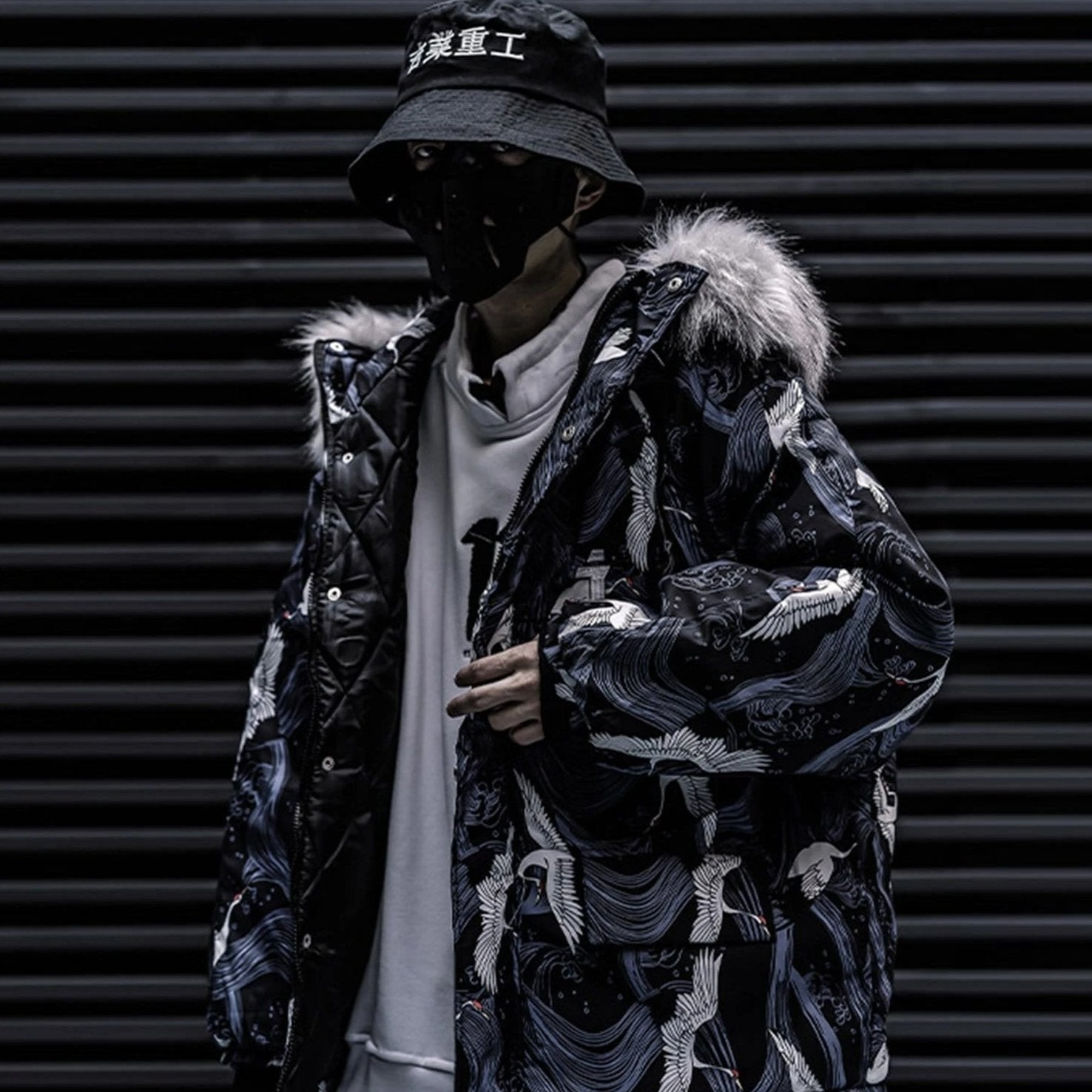 Streetwear Winter Snowboard Jacket