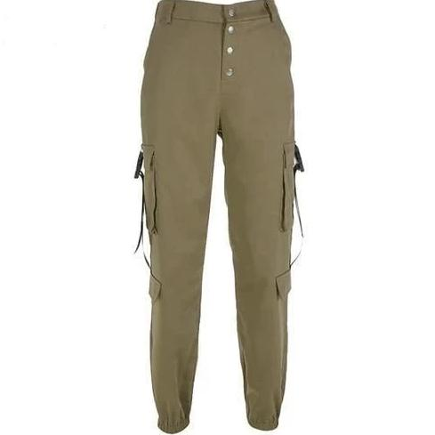 """Kassho"" Women's High Waist Joggers"