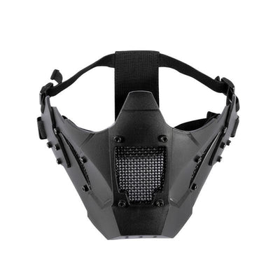 Tactical Mesh Mask Streetwear Clothing Raikago