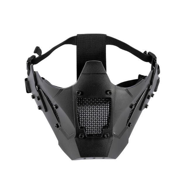 Tactical Mesh Mask