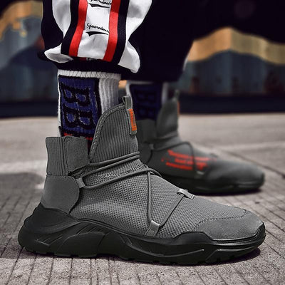 Techwear Sneakers Streetwear Clothing Raikago